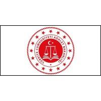 Adalet Bakanlığı Bayrağı (Yeni Logo) 70x105cm