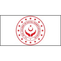 Aile, Çalışma ve Sosyal Hizmetler Bakanlığı Bayrağı (Yeni Logo) 70x105cm