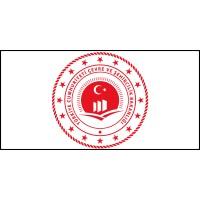 Çevre ve Şehircilik Bakanlığı Bayrağı (Yeni Logo) 70x105cm