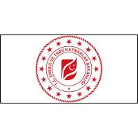 Enerji ve Tabii Kaynaklar Bakanlığı Bayrağı (Yeni Logo) 70x105cm