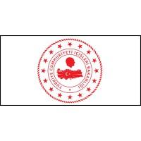 İçişleri Bakanlığı Bayrağı (Yeni Logo) 70x105cm