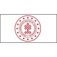 Kültür ve Turizm Bakanlığı Bayrağı (Yeni Logo) 70x105cm