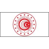 Ticaret Bakanlığı Bayrağı (Yeni Logo) 70x105cm