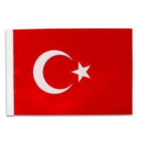 Türk Bayrağı (15x22,5 cm)