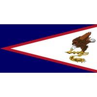 Amerikan Samoası Bayrağı 70x105cm