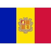 Andorra Bayrağı 70x105cm