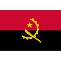Angola Bayrağı 70x105cm